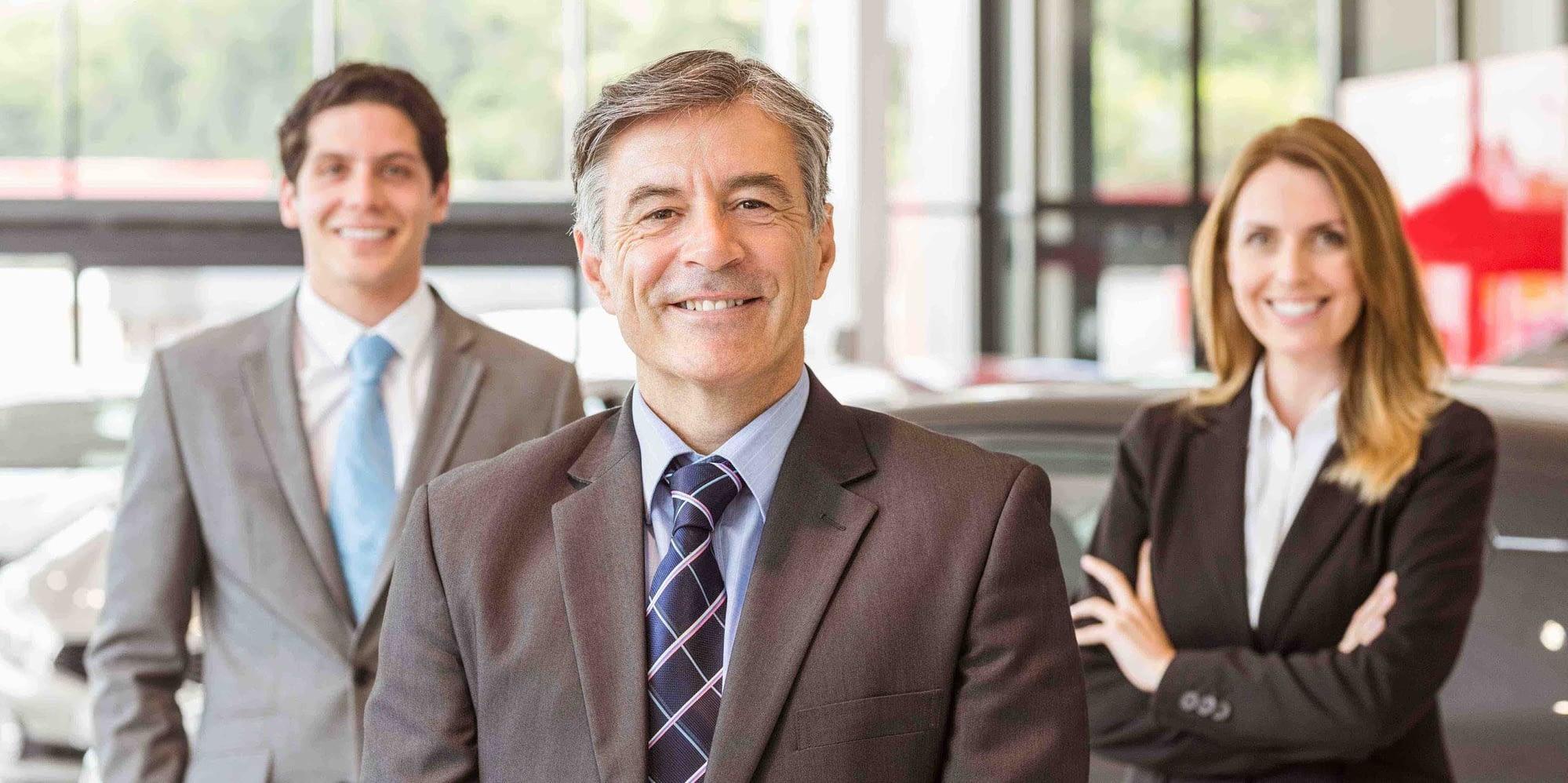 Commercial automotive recruitment